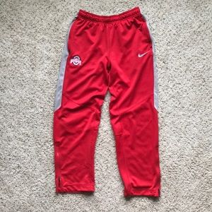 🏈💥Nike OhIo State Buckeyes Dri-Fit pants💥🏈